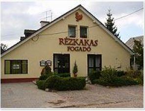 Rézkakas Fogadó Zirc szálláshely