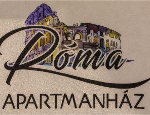 Róma Apartmanház Bogács