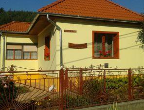 Rebeka Vendégház Erdőhorváti szálláshely