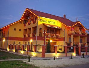 Royal Hotel Cserkeszőlő szálláshely