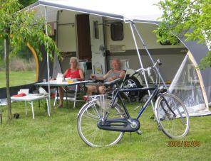 St Vendel Camping Zalaszántó szálláshely
