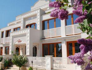 Amira Boutique Hotel Wellness & Spa profil képe - Hévíz