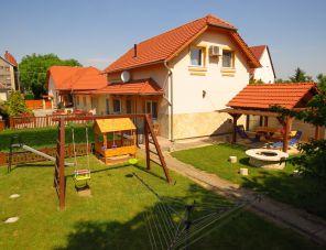 Aranyhal Apartman profil képe - Sárvár