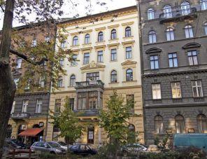 Aranyos Apartman profil képe - Budapest