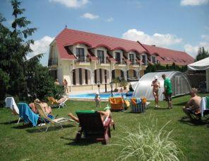Bajor Panzió Étterem Aparthotel profil képe - Bük