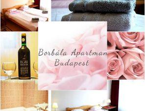 Borbála Apartman profil képe - Budapest
