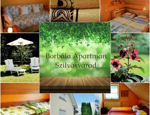 Borbála Családi Apartman profil képe - Szilvásvárad