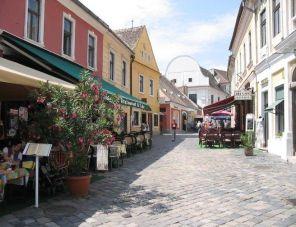 Centrum Hotel profil képe - Szentendre