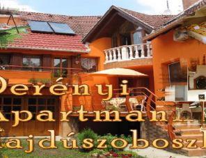 Derényi Apartmanház profil képe - Hajdúszoboszló