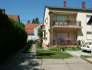 Gabriella Apartmanház profil képe - Keszthely