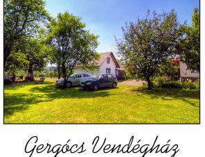 Gergócs Vendégház profil képe - Őriszentpéter