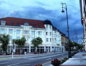 Hotel Centrál *** profil képe - Nagykanizsa