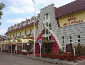 Hotel Négy Évszak*** profil képe - Hajdúszoboszló