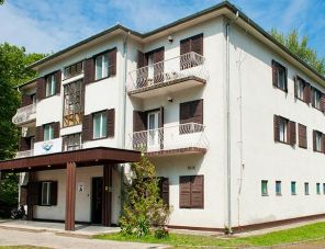 Hotel Sirály profil képe - Balatonlelle