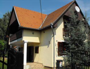 Köztársaság Nyaralóház profil képe - Balatonmáriafürdő
