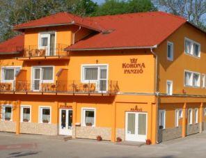Korona Panzió profil képe - Csokonyavisonta