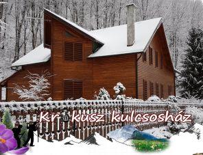 Krókusz Kulcsosház profil képe - Vasaskőfalva