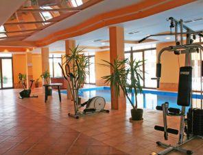 Mandarin Wellness Apartman profil képe - Siófok