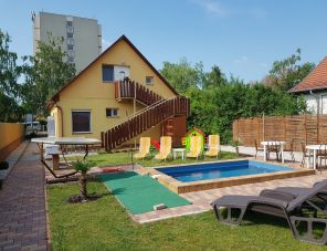 Napsugár Villa A profil képe - Siófok