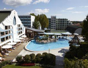 NaturMed Hotel Carbona**** profil képe - Hévíz