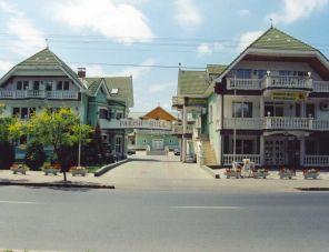 Parish Bull Hotel profil képe - Kisvárda