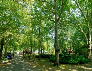 Park Hotel profil képe - Balatonlelle