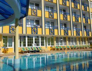 Rudolf Hotel*** profil képe - Hajdúszoboszló