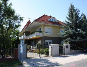 Sárga-Kék Ház profil képe - Vonyarcvashegy