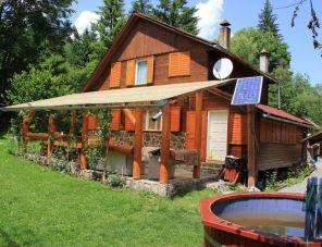 Sárkánytanya Kulcsosház profil képe - Gyergyólibántelep