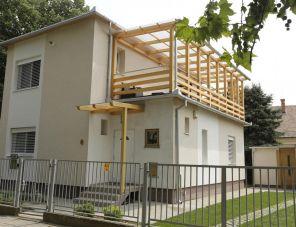 Szitakötő Apartman profil képe - Szentes