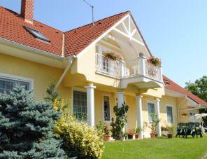 Topáz Apartmanházak profil képe - Balatongyörök
