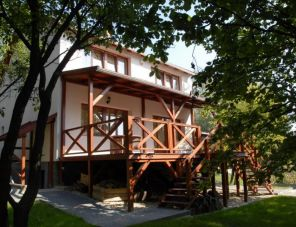 Vörösfenyő Apartmanház profil képe - Salgótarján-Salgóbánya
