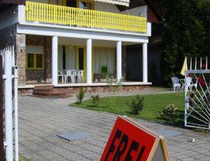 Vas Villa profil képe - Balatonfenyves