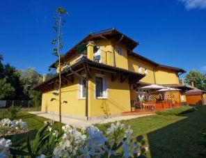 Villa Toscana profil képe - Hajdúszoboszló