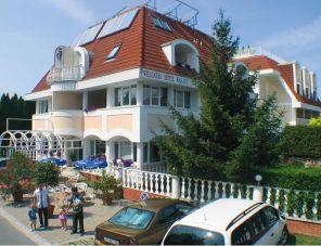 Wellness Hotel Kakadu profil képe - Keszthely