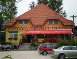 Zátonyi Csárda Panzió profil képe - Dunasziget