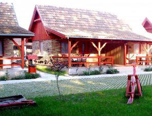 Szőke Tisza Pihenőpark szálláshely
