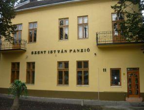 Szent István Panzió szálláshely