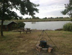 Szi-Sza Horgásztanya Mezőberény szálláshely