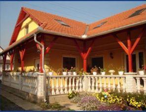 Szivárvány Vendégház Tokaj szálláshely