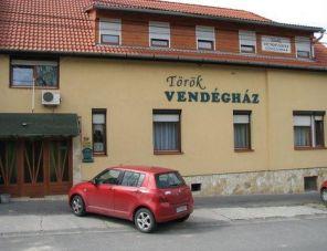 Török Vendégház Sopron szálláshely