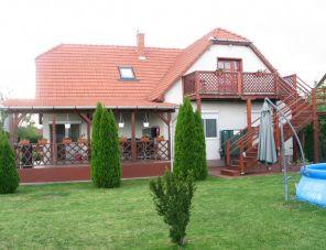Tisza-tó Vendégház Sarud