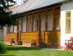 Tiszadobi Nyaralóház Tiszadob