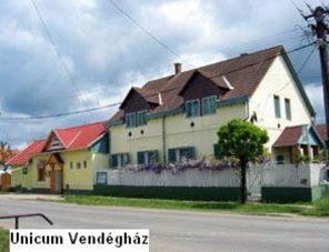 Unicum Vendégház Abádszalók