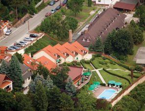 Vöröskő Étterem és Panzió Balatonalmádi szálláshely