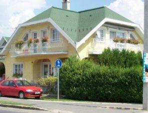 Villa-Apartman Gárdony szálláshely