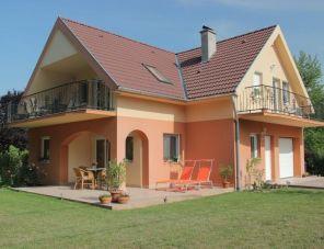 Villa Panoráma Zamárdi szálláshely