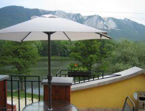 Villa Tópart Bélapátfalva szálláshely
