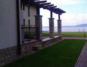 Vizparti apartman saját stranddal Balatonboglár szálláshely