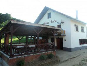 Weisz Pince Villány szálláshely